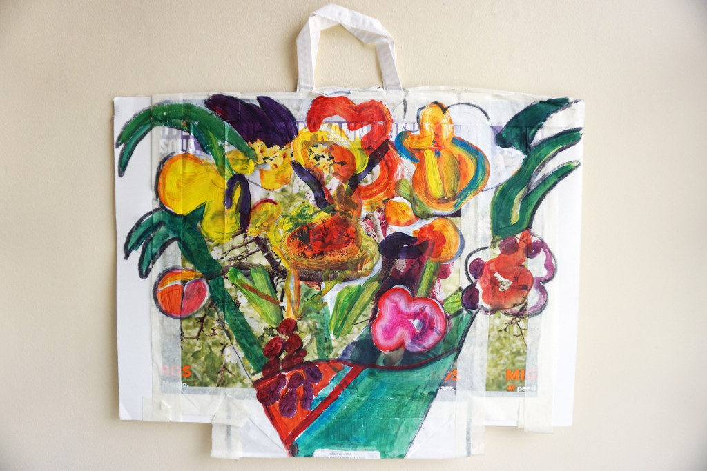 Bouquet bag